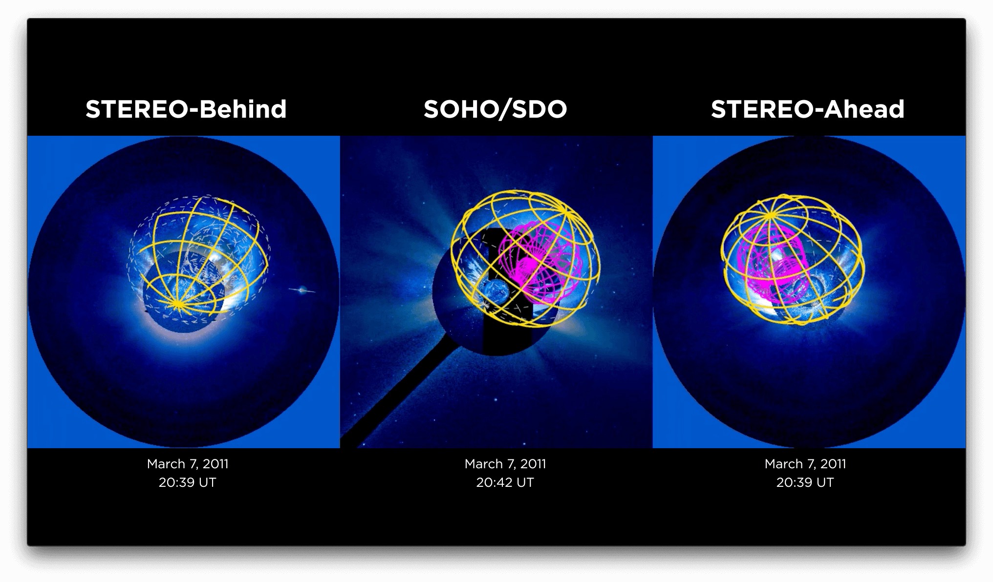 3D reconstruction of a CME and its shock
