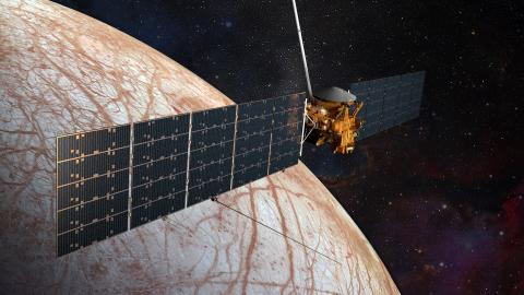 Featured image for Europa Clipper