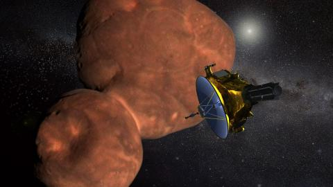Featured photo for New Horizons Reaches a Rare Space Milestone
