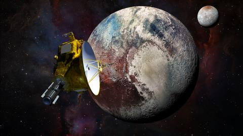 Featured image for New Horizons