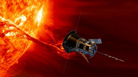 Featured image for Parker Solar Probe